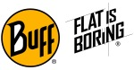 BUFF-« logo+ FLAT IS BORING horizontal  for Sports line CMYK