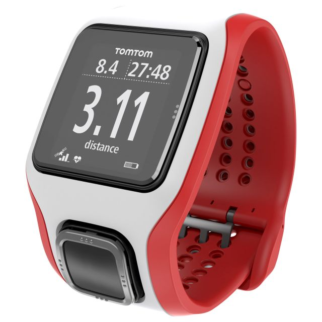 TomTom-Multi-Sport-Cardio-GPS-Watch-GPS-Running-Computers-White-Red-SS14-1RH0-001-03-2