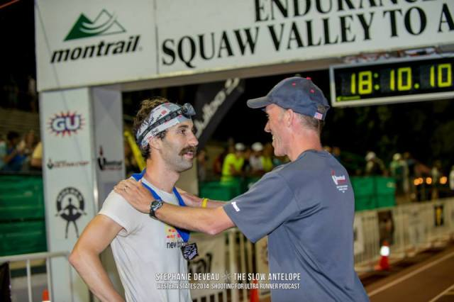 Dom finishes Western States 2014