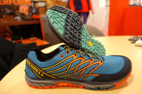 Photo: iRunFar.com from the Outdoor Retail Show 2014