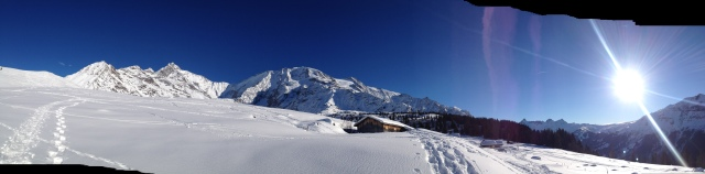 Panoramic View from Le Truc