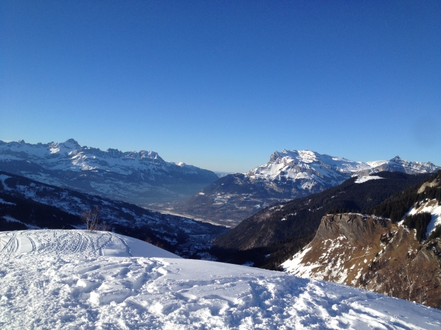 View from Le Truc