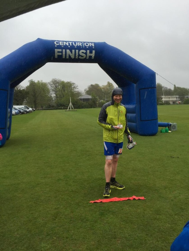 The drowned rat finishes. Photo: c/o Jon Fielden